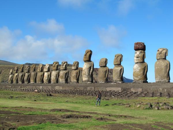 Chile tentou vender a Ilha de Páscoa aos EUA e Alemanha nazista