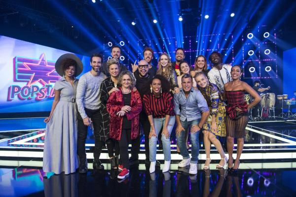 Participantes do 'Popstar' falam de expectativas; Eri Johnson, Sergio Guizé e Klara Castanho disputam