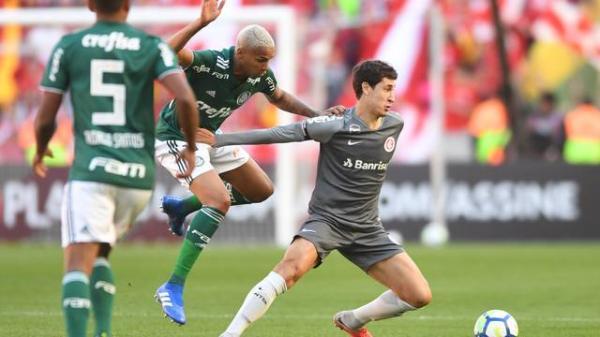 Inter 0 x 0 Palmeiras