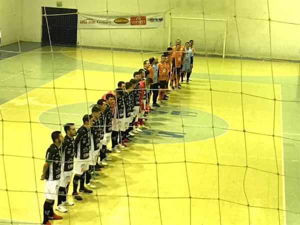 Coronel Futsal vence o Laranjeiras