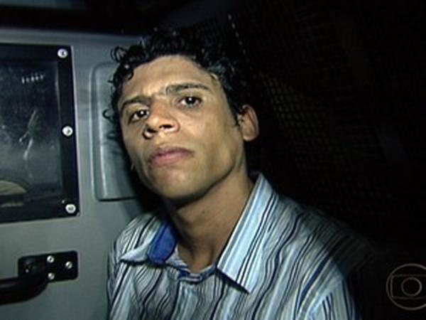 O traficante Nem da Rocinha está preso em Rondônia (Foto: Reprodução/ TV Globo)