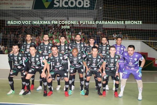 Coronel Futsal vence o AAT Tapejara