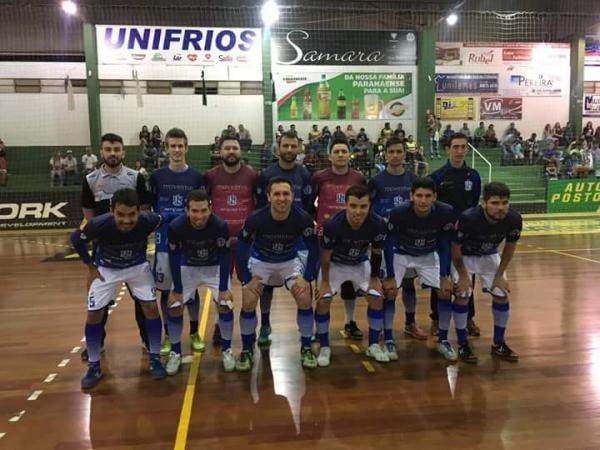 Ampére Futsal perde para o Siqueira Campos