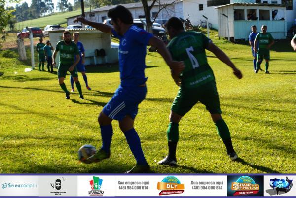 Barracão – Cruzeiro não toma conhecimento do União e atropela o oponente