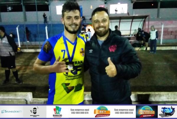 Boca Jr. Barracão (A.B.E.C) vence Galácticos em sua estreia do Barraconense Principal