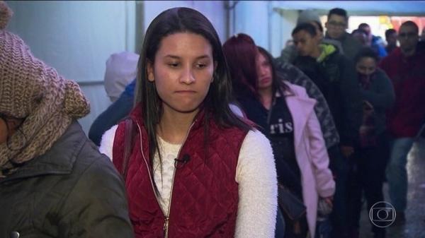 Cenário do desemprego no Brasil inclui cinco milhões de jovens — Foto: Reprodução/JN