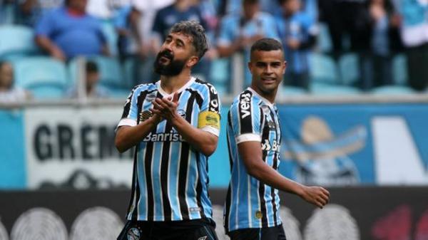 Grêmio 2 x 0 Paraná