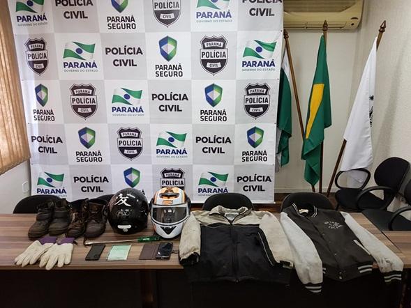 Polícia Civil prende acusado de praticar mais de 15 furtos em empresas