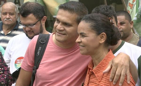 Marina Silva diz que PT, MDB e PSDB já ''tiveram chance'' e levaram o Brasil para o ''fundo do poço''
