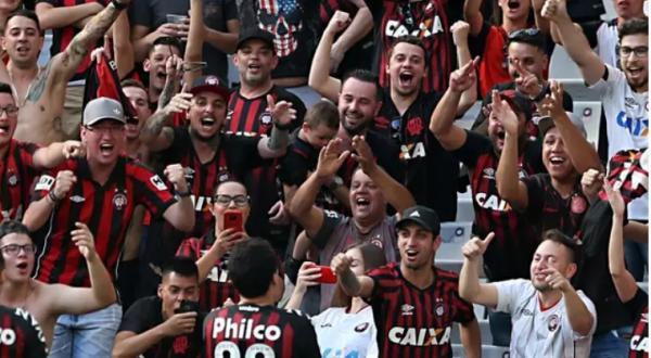 Atlético-PR 3 x 0 Paraná