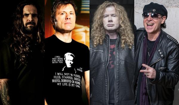 Dia do metal do Rock in Rio 2019 terá Iron Maiden, Scorpions, Megadeth e Sepultura