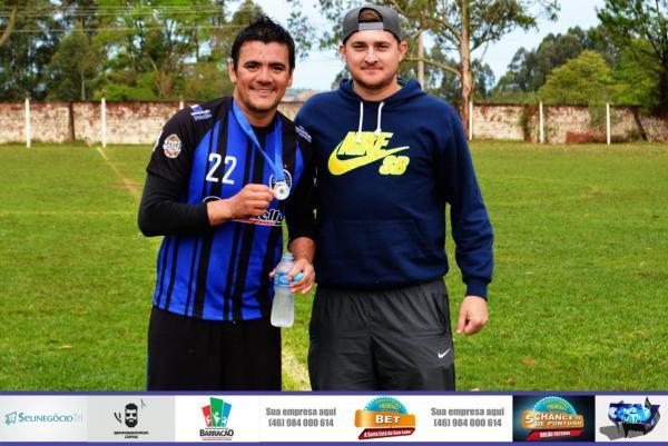 Mauro Sergio é eleito melhor em campo, na goleada contra Esporte Clube União.