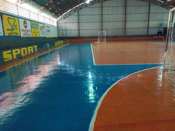 1ª Taça Santa Emília de Futsal de Barracão