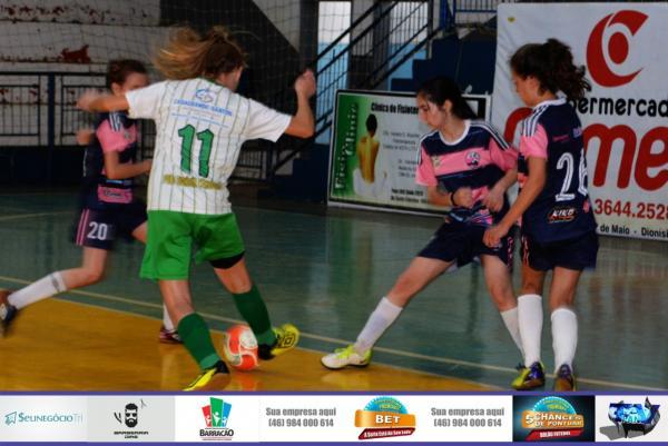 Futsal Cerqueirense participa de Quadrangular