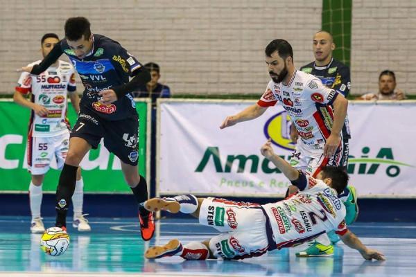 Pato Futsal garante segundo lugar no Paranaense