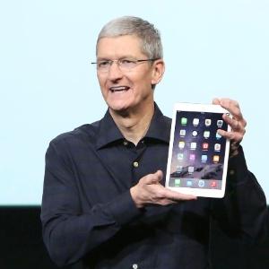 Apple anuncia iPad Air 2 mais fino e iPad mini 3 com processador melhor
