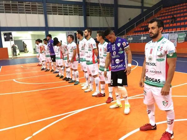 Coronel Futsal perde para o Misto Bordô na segunda fase da Série Bronze