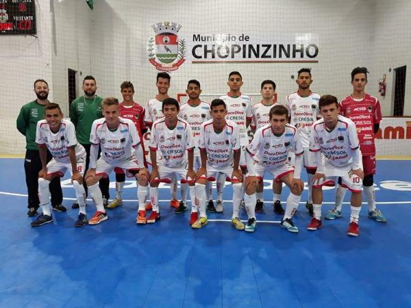 Clevelândia e Francisco Beltrão disputam a última vaga para as quartas da Copa Sudoeste