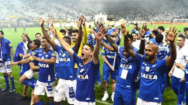 Cruzeiro vence Corinthians e conquista a Copa do Brasil pela 6ª vez
