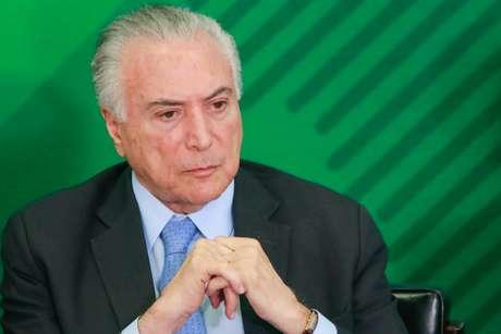 Defesa pede ao STF para anular indiciamento de Temer pela Polícia Federal