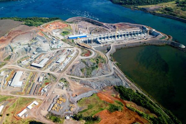 PM cumpre ordem de reintegração de posse de área da Usina Baixo Iguaçu