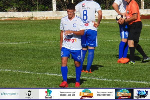 Cruzeiro São/Roque enfrenta Os Galácticos pela última rodada classificatória do Barraconense