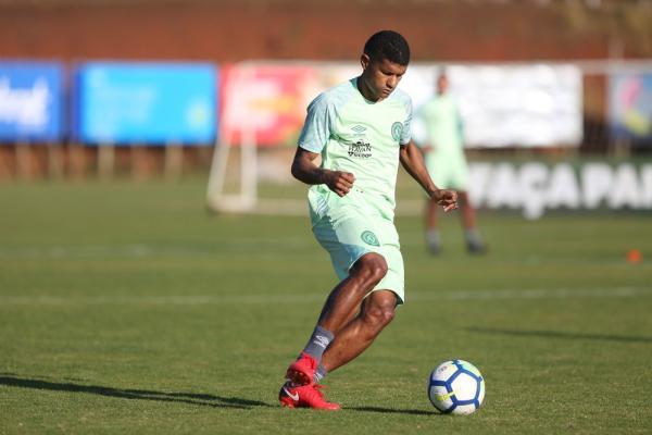 Márcio Araújo volta de lesão — Foto: Sirli Freitas/Chapecoense