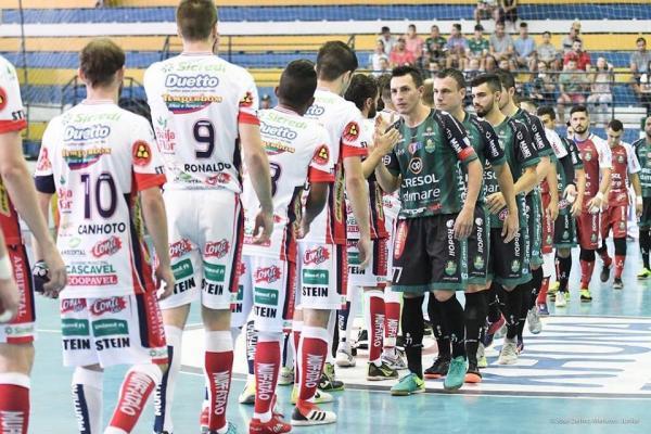 Marreco busca sua terceira semifinal seguida na Série Ouro