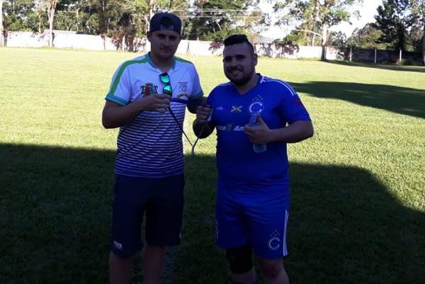 Tufão é eleito o melhor em campo na vitória do Cruzeiro