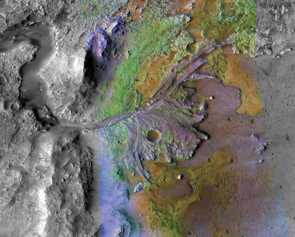 Nasa anuncia local de pouso de missão em Marte em 2020