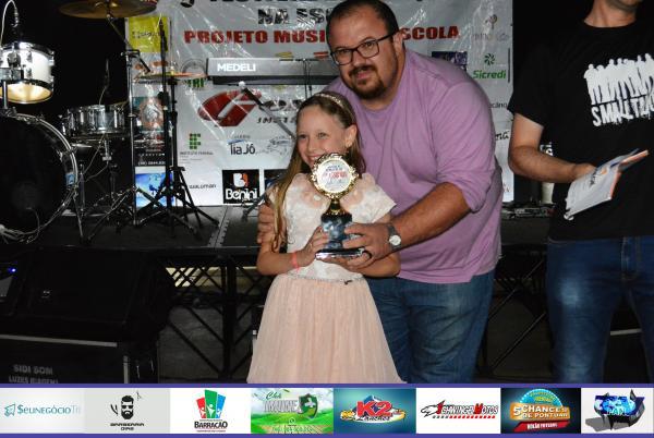 Maria Clara vence a Categoria Infantil do III Festival da Canção