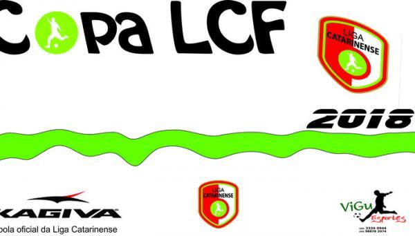 Piratuba e AGN Capinzal ficam apenas no empate pela Copa LCF