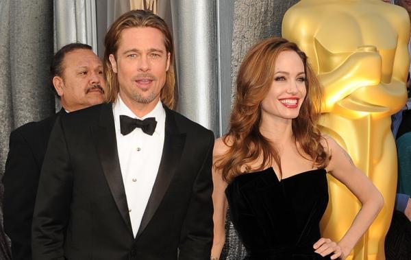 Brad Pitt e Angelina Jolie fazem acordo para a guarda dos filhos