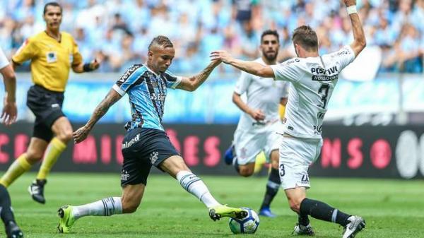 Grêmio vence e garante fase de grupos da Libertadores; Corinthians vai à Sul-Americana