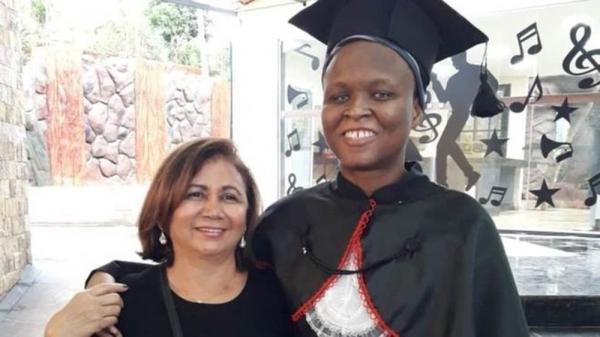 Imigrante haitiana cega que sobreviveu a ''2 terremotos'' é aprovada na OAB, quer se naturalizar brasileira e virar juíza