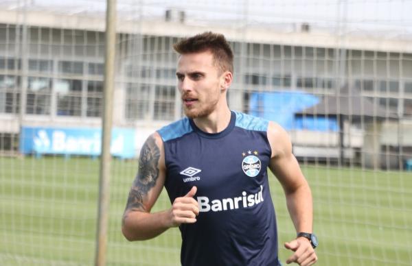 Bressan negocia com clube dos EUA e deve deixar o Grêmio