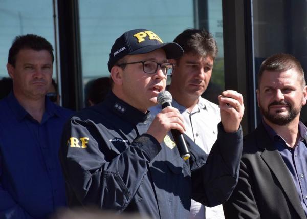 Moro escolhe superintendente do Paraná como novo chefe da Polícia Rodoviária Federal
