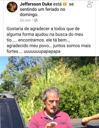 Divulgação FB