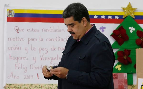 Maduro denuncia que EUA articulou plano de golpe de Estado contra seu governo