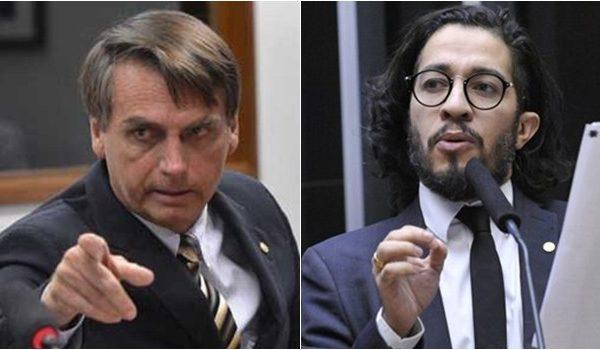 Bolsonaro pede ao STF para desarquivar queixa apresentada por ele contra Jean Wyllys