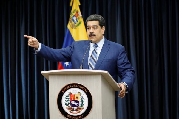 Maduro acusa EUA de planejarem complô com Brasil e Colômbia para tirá-lo do poder na Venezuela