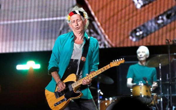 Keith Richards, dos Rolling Stones, diz que ''cansou'' de beber
