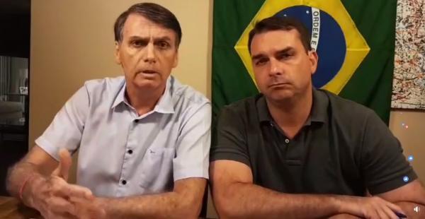 ''Não fiz nada errado'', diz Flávio Bolsonaro sobre movimentação milionária de ex-assessor