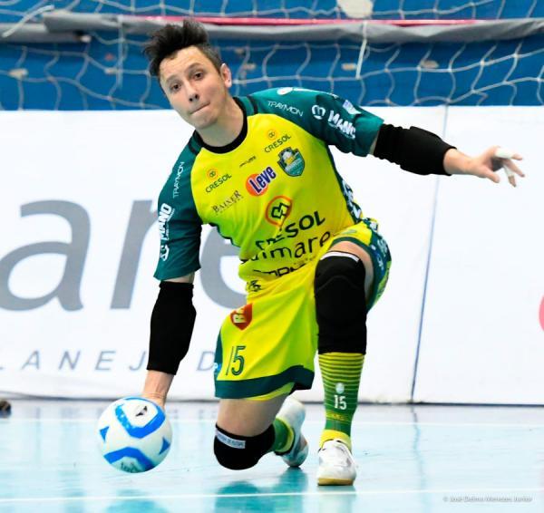 Marreco Futsal e Foz Cataratas travam hoje a primeira batalha da final do Paranaense