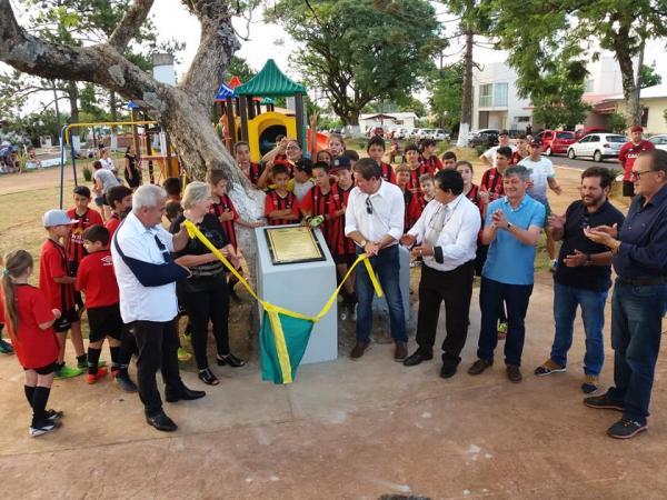 Inauguração oficial do Parque Turístico Ambiental da Integração