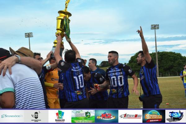 Alvorada vence o Boca e é campeão do Barraconense Principal