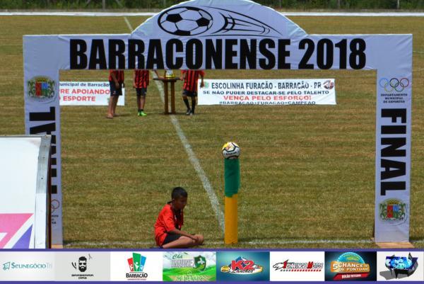Confira a seleção dos melhores jogadores do Campeonato Barraconense Aspirante e Principal 2018
