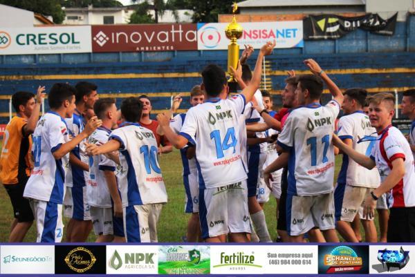Nacional Assif é campeão Sub-17 do Regional de Futebol Amador LBF