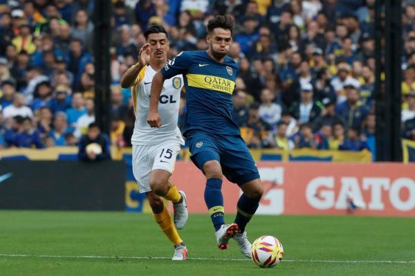 Grêmio abre negociação por Emmanuel Mas e faz proposta ao Boca Juniors