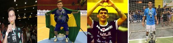 Marreco Futsal investe forte no time sub-20
